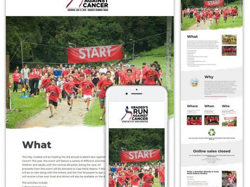 Graded's Run Against Cancer