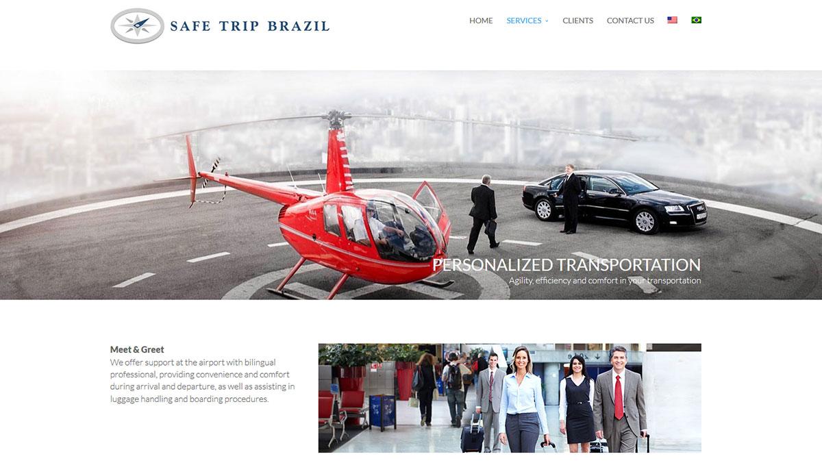 Safe Trip Brazil